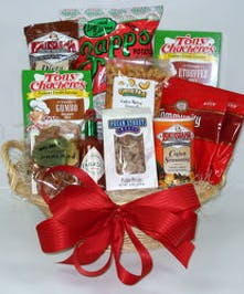 Louisiana Cajun Food and Cooking Ingredients Gourmet Gift Basket delivered Baton Rouge LA