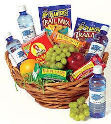 Health Food Gift Basket delivered Baton Rouge, LA
