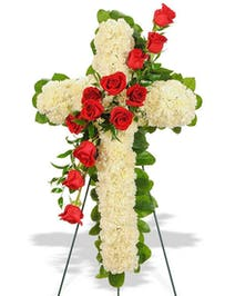 roses carnations mums cross stand baton rouge LA