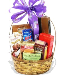 Chocolate Gift Basket delivered Baton Rouge, LA