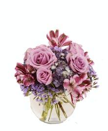 purple roses alstroemeria hydrangea delivered baton rouge la