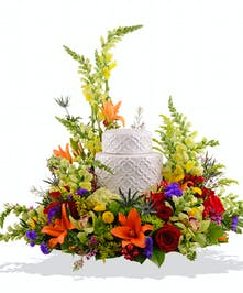 cremation urn wreath baton rouge la