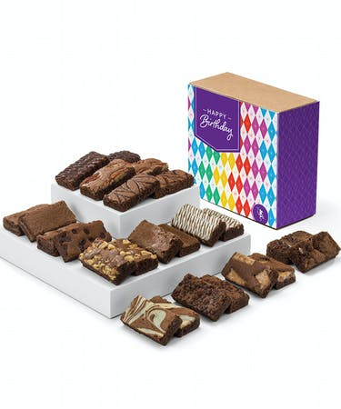 24 Fairytale Brownies Birthday Gift Direct Shipped Countrywide