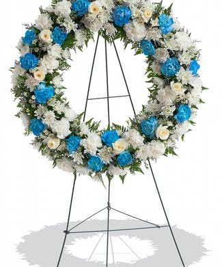 Wreath Stand A
