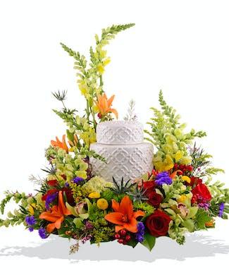 Cremation Urn Design